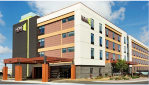 SBA-Capital Secures $10 M Construction Loan For 107 Rm. Hilton